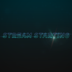 Light Burst Stream Starting Soon Animation