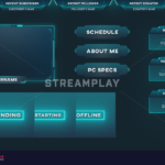 Atlas Animated Stream Package